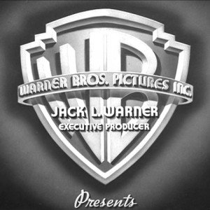 Warner Brothers studio logo - 1940